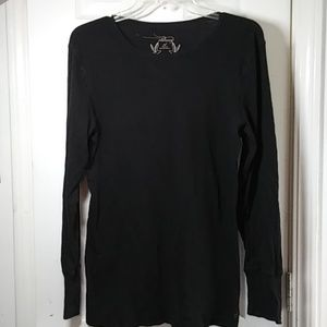 Old Navy Fitted LS Tee